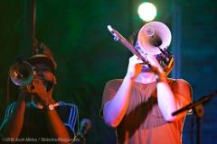 Dumpstaphunk, 10/5/19, Mobile, AL @ Flavor Fest on Dauphin