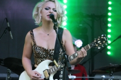 Samantha Fish, 8/17/19, Baltimore, MD @ Hot August Music Festival