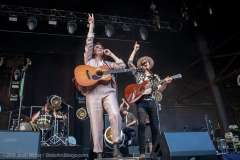 Brandi Carlile, 8/1/19, Bonner Springs, KS @ Providence Medical Center