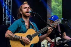 Trevor Hall, 8/11/19, Indianapolis, IN @ Garfield Park - MacAllister Amphitheater,